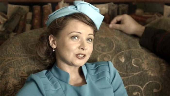 Елена Коробейникова Жена генерала 2