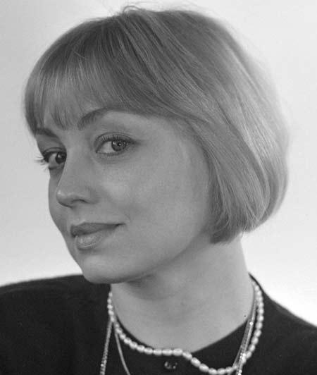 Елена Шанина вторая жена Михаила Поляка