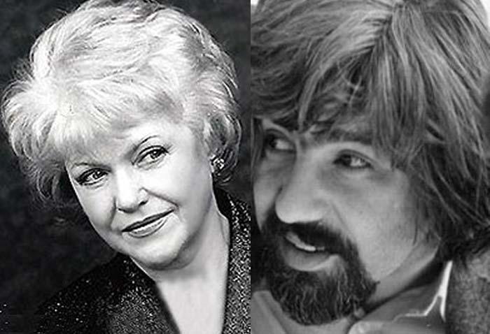 Элеонора Шашкова и Валентин Селиванов