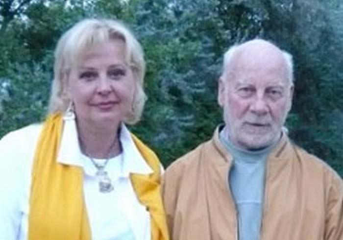 Евгений Ташков и Татьяна Ташкова