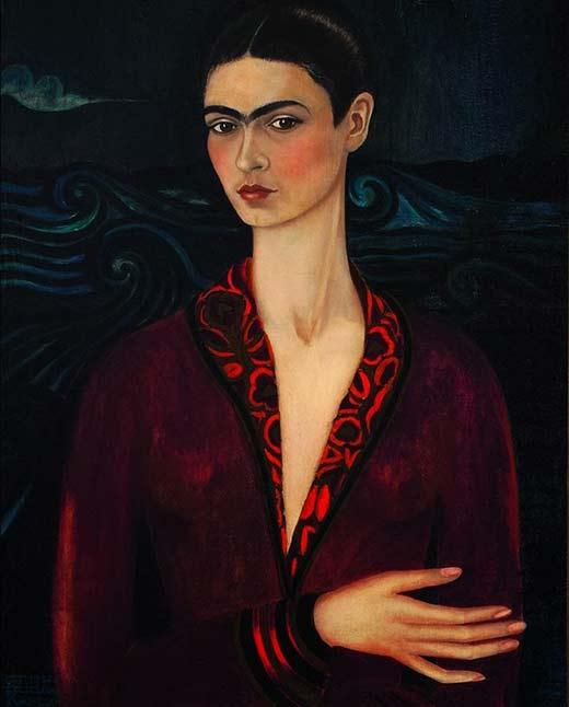 Фрида Кало автопортрет 2