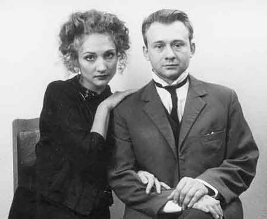 Геннадий Назаров и Наталья Назарова