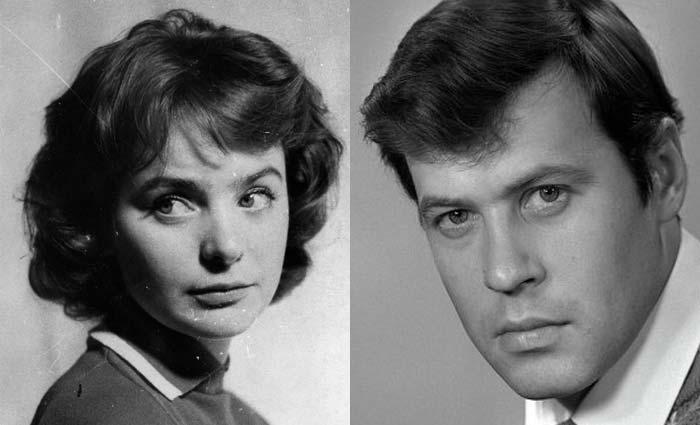 Георгий Мартынюк и Валентина Маркова