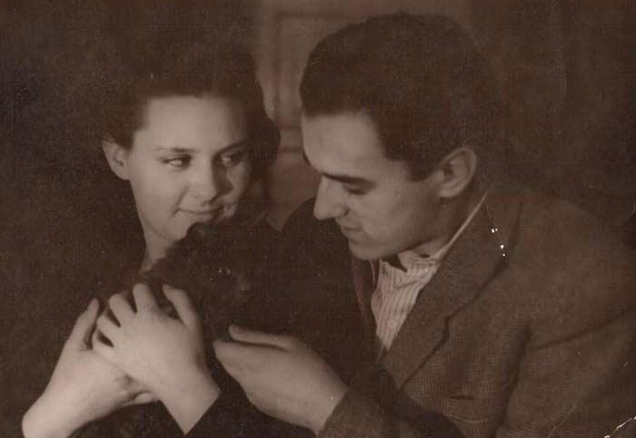 Григорий Абрикосов и Марина Кузнецова 2