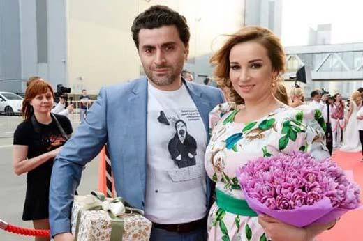Гурам Баблишвили и Анфиса Чехова 2