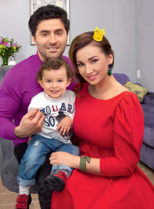 Гурам Баблишвили и Анфиса Чехова 3