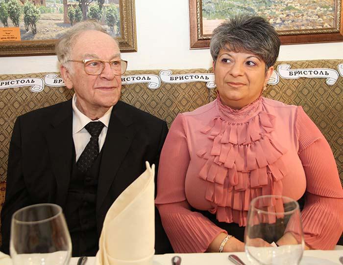 Игорь Кириллов и Татьяна Александровна