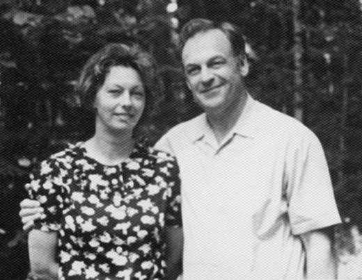 Игорь Кириллов и жена Ирина 2