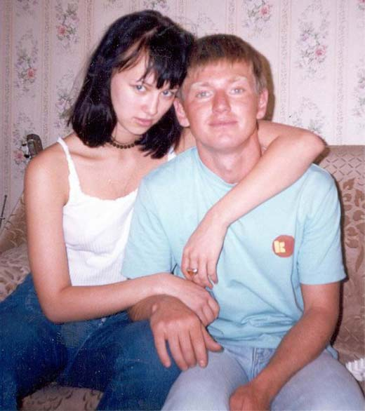 Игорь Сорин и Александра Черникова