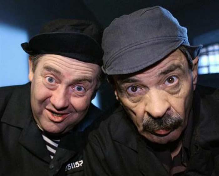 Илья Олейников и Юрий Стоянов 2