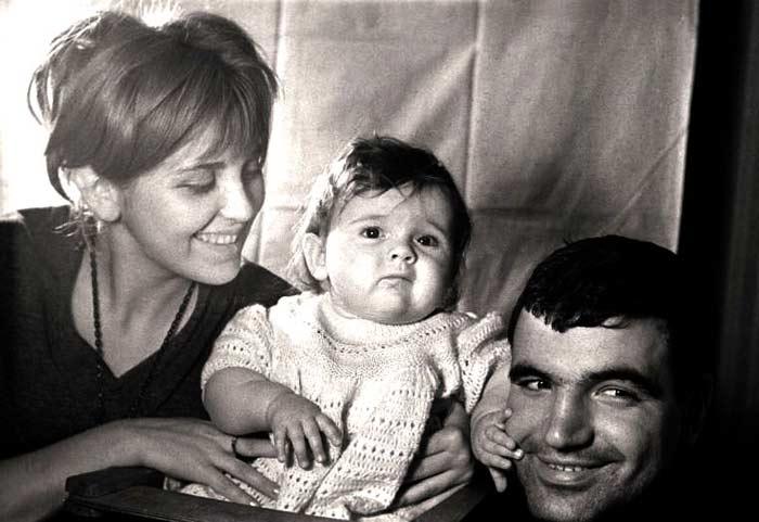 Инна Гулая и Геннадий Шпаликов
