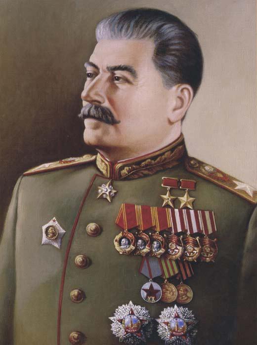 Генералиссимус Иосиф Виссарионович Сталин