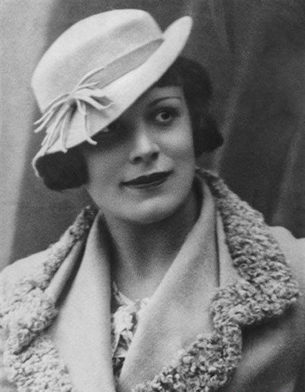 Ирина Бугримова в молодости