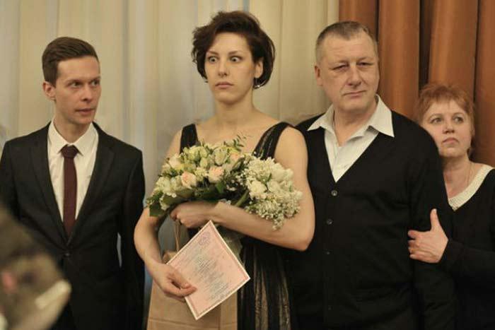 Ирина Горбачёва и Григорий Калинин свадьба