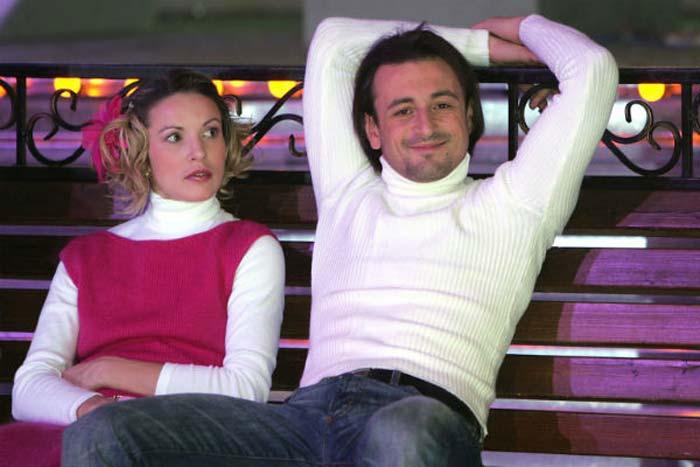Ирина Лобачёва и Илья Авербух