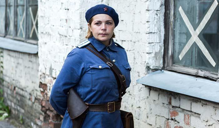 Ирина Пегова Комиссарша