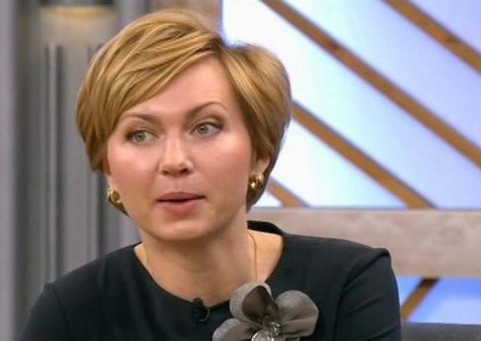 Ирина Кочергина Володина
