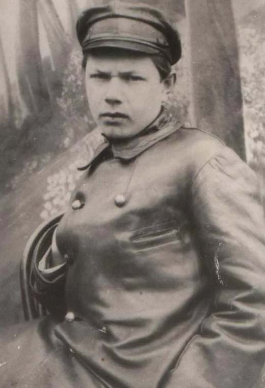 Иван Бусько застреливший Лёньку Пантелеева