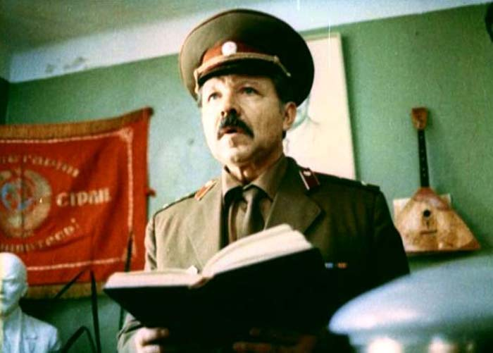 Иван Криворучко Комедия строгого режима