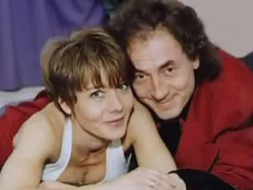 Яак Йоала и вторая жена Майре