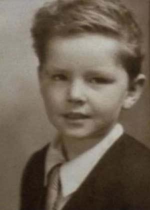 Джек Николсон в детстве