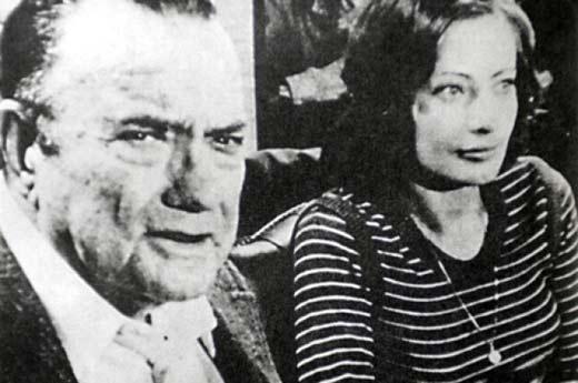 Джексон Тейт и дочь Виктория