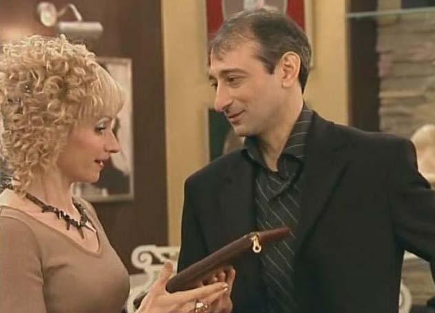 Карэн Бадалов Моя прекрасная няня