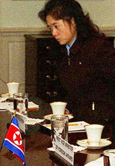 Ким Ок четвертая жена Ким Чен Ира