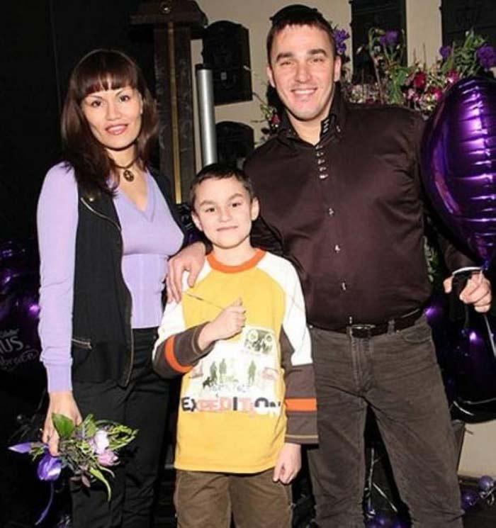 Кирилл Андреев с женой 3