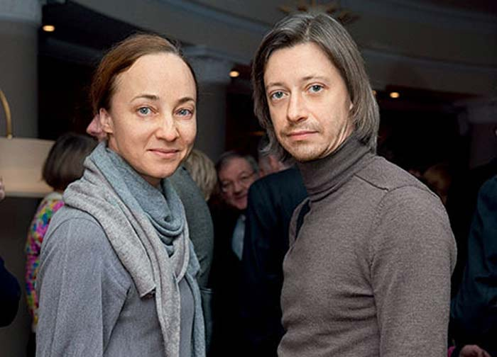 Кирилл Пирогов и Галина Тюнина