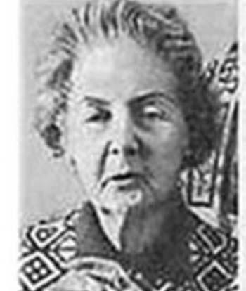Кристина Герлах первая жена Рихарда Зорге
