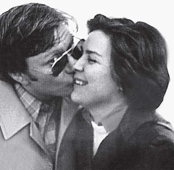 Лариса Голубкина и Андрей Миронов 2