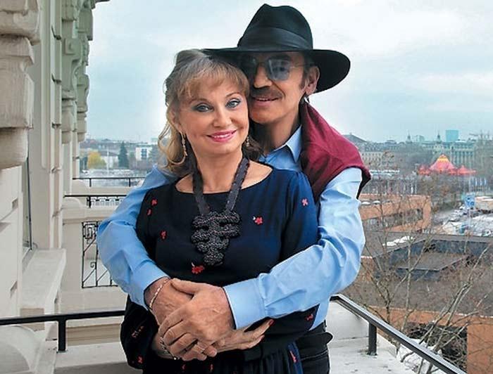 Лариса Луппиан и Михаил Боярский 2