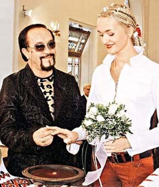 Леонид Борткевич и жена Татьяна