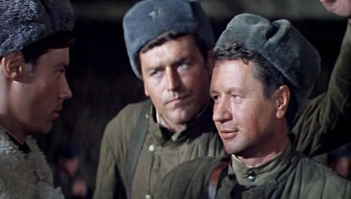 Леонид Быков Аты-баты шли солдаты