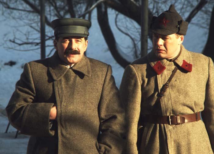 Леван Мсхиладзе Власик Тень Сталина