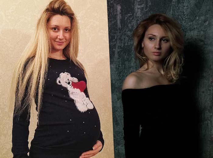 Лидия жена Артема Сучкова