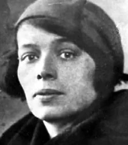 Лиля Лавинская любовница Владимира Маяковского