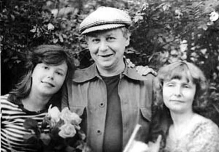 Людмила Крылова и Олег Табаков 2