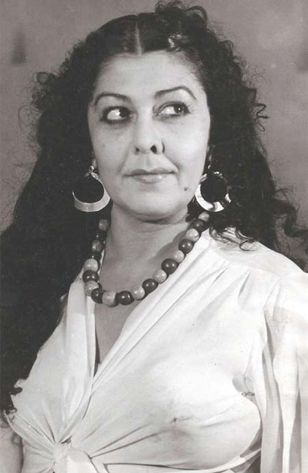 Ляля Черная гражданская жена Евгения Весника