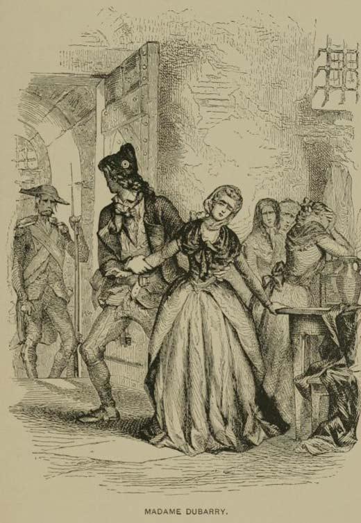 казнь Мадам дю Барри