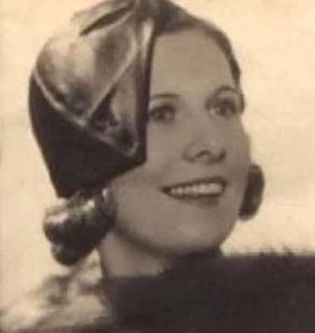 Мэй Джозефина жена Аль Капоне