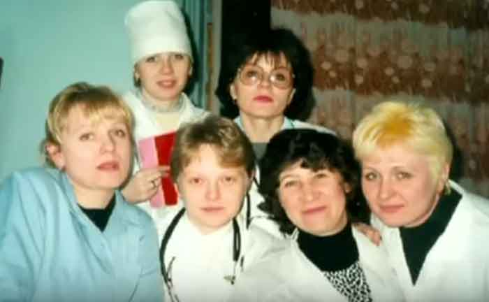 Маргарита Сергеечева на Скорой помощи