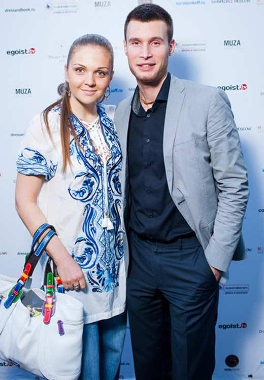 Марина Девятова и Николай Демидов