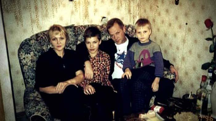 Марина Дюжева и муж Юрий Гейко 2