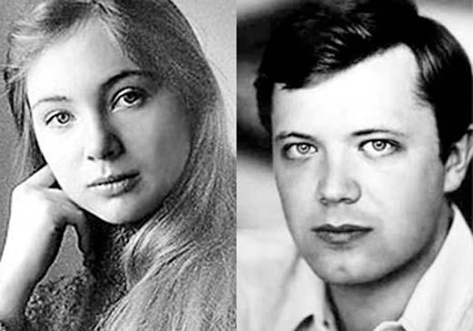 Марина Яковлева и Андрей Ростоцкий