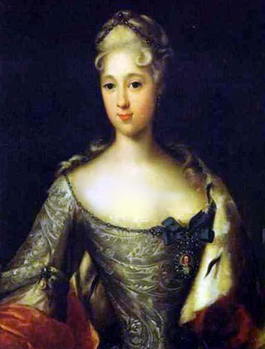 Мария Меншикова первая невеста Петра II