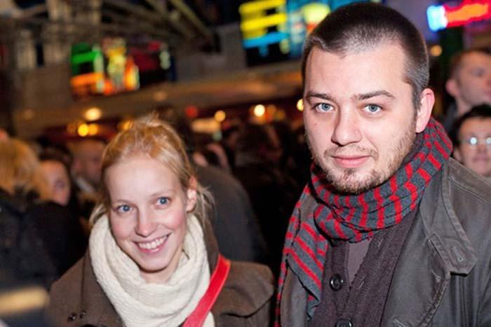 Мария Шалаева и Иван Лубенников