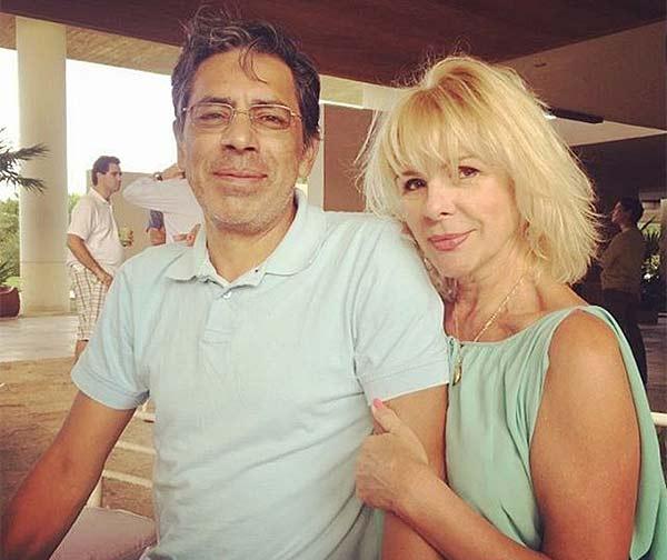 Мама и отчим Софьи Каштановой