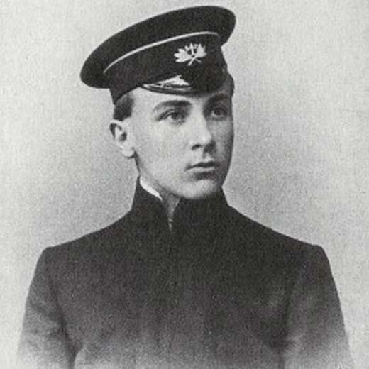 Михаил Булгаков в молодости